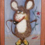 obraz myš